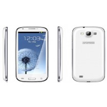 White Android 4.1 Dual Sim Smartphone