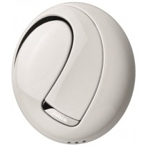 White Bluetooth Mono Headset