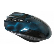 Wireless 6D Button Optical Mouse