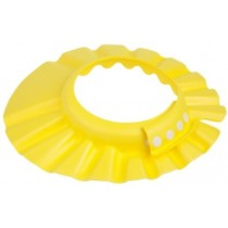 Yellow Adjustable Baby Shower Cap