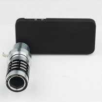12X Zoom Mobile Telephoto Lens Camera Telescope Kit