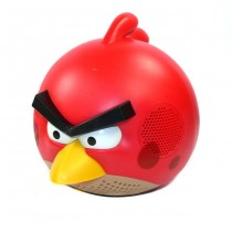 Angry Bird Rechargeable Portable MP3 Speaker