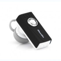 Black Stereo Music Bluetooth Headset