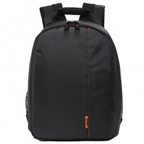 Double-Shoulder Waterproof Nylon Camera Bag - 1