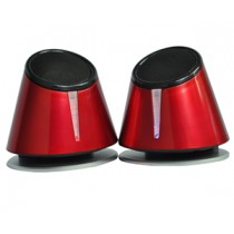 Double Vibrating Hi-Fi Speakers