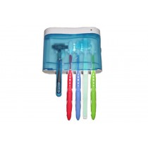Family UV Germicidal Toothbrush Sterilizer