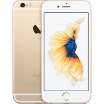 Gold Apple iPhone 6s Smartphone