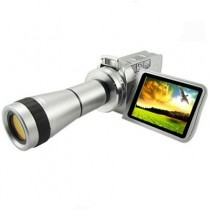 Handheld DV Telescope Camera 8x Optical Zoom