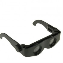 Magnifying Black Headband Magnifiers Glasses Telescope