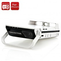 Mini 120 Lumen DLP Pocket Projector