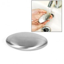 Oval Stainless Steel Clean Hand Soap