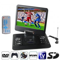 TFT 14.5 Inch LCD Screen Digital Multimedia Portable DVD