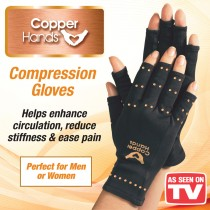 Unique Therapeutic Compression Gloves