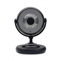 Webcam 1.3 Megapixel PRO With Snapshot And Microphone