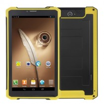 Yellow 7 inch Touch Screen Android 4.2 Tablet