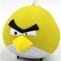 Yellow Color Angry Bird Portable MP3 Speaker